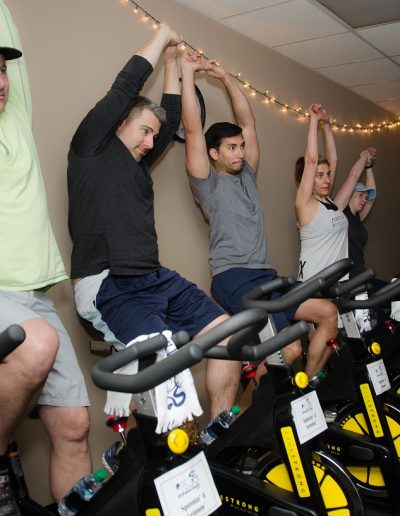 Cycle Against Cancer, Zen & Now – Niantic