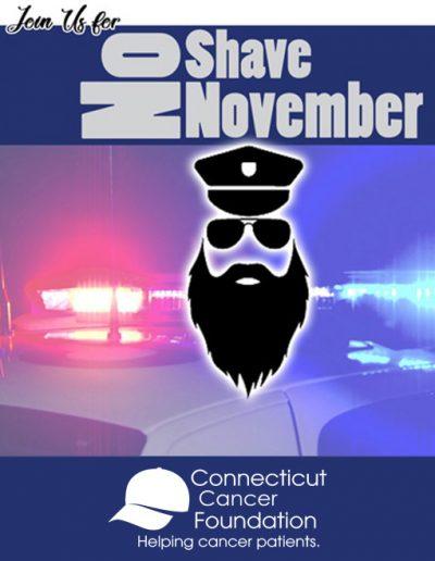 No Shave November Thank You Party