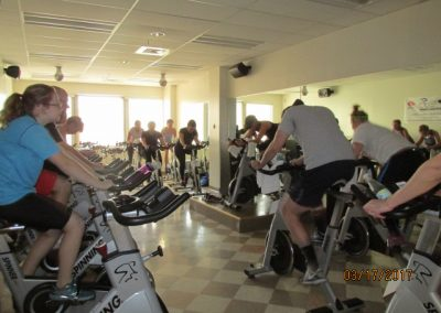 Cycle -spin class pic 1