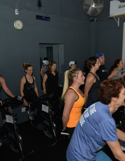 Cycle Against Cancer – Iron House Fitness, Old Saybrook