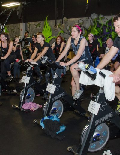 Cycle Against Cancer, Iron House Fitness, Old Saybrook