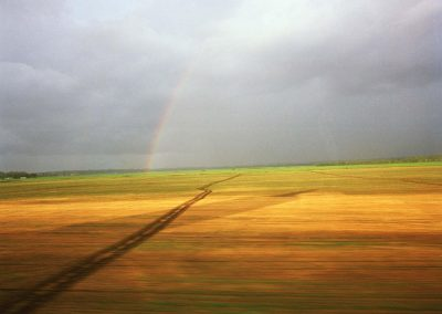 From an Amtrak Train, Missouri, 1996
