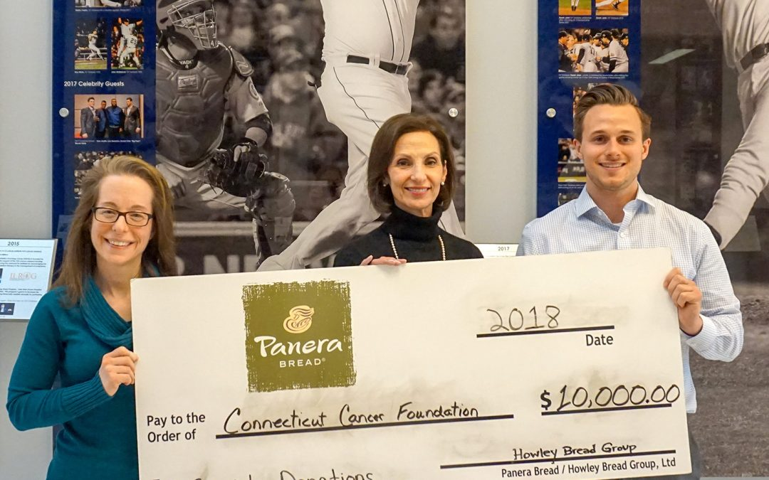 Panera Bread Check Presentation