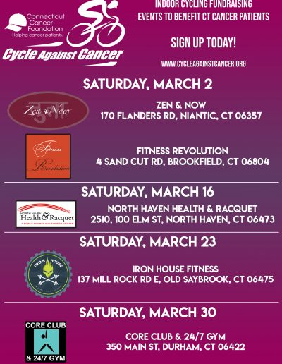 Cycle Against Cancer