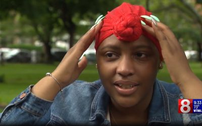 Ambassador Adalia: How a local foundation is helping a New Haven teen with cancer and others (via WTNH)