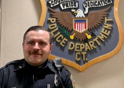 Cromwell PD Officer Bialko